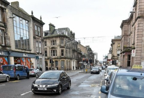 Inverness city centre project nears completion for new homes